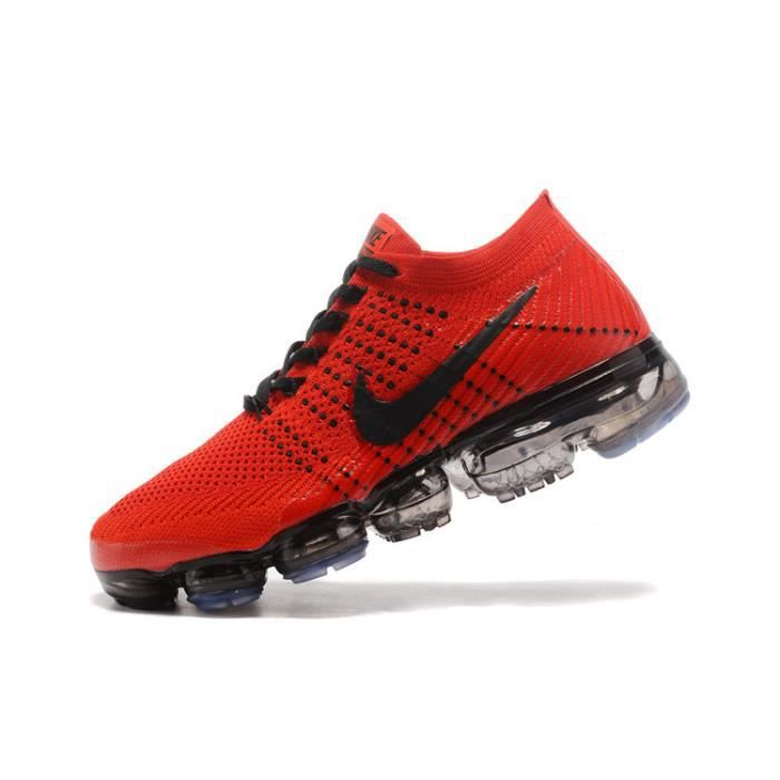 chaussures nike hommes rouge