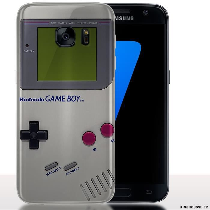 coque game boy samsung galaxy s6 edge plus