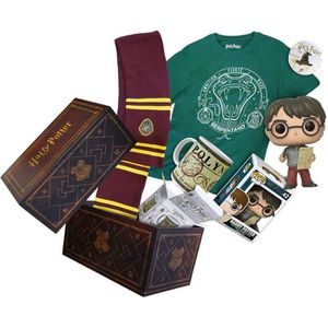 PACK DE GOODIES WOOTBOX Coffret Cadeau Harry Potter - Taille L