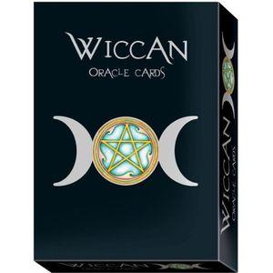 AUTRES LIVRES ORACLE WICCA - 32 CARTES