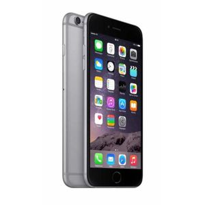 SMARTPHONE APPLE iPhone 6 Gris sidéral 32Go