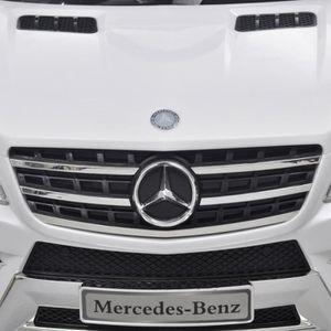 VOITURE ELECTRIQUE ENFANT Voiture électrique 6 V avec télécommande Mercedes