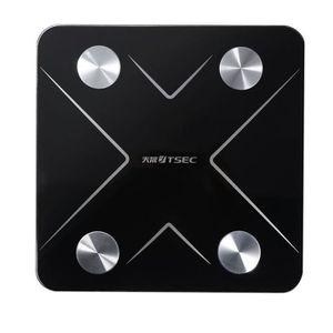 PÈSE-PERSONNE HENGL Échelle de poids Bluetooth intelligente Mesu