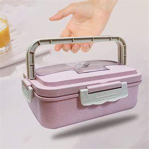 LUNCH BOX - BENTO  Bento Box pour les enfants avec poignée cachée - B