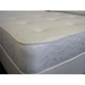 MATELAS Matelas simple Starlight Beds de 90 cm x 190 cm en