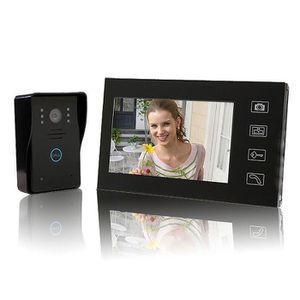 INTERPHONE - VISIOPHONE Visiophone sans fil WIFI BELL750