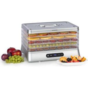 Déshydrateur alimentaire Fruits-légumes sans BPA Séchoir à viande Réglable 630W