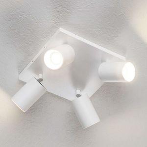 laiton mat Lampe de chevet LED 4 W lampe de lecture luminaire flexible /éclairage chambre lit 1 pi/èce choix/