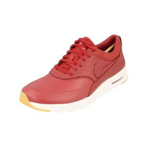 hot sale online 28836 816bc Nike Air Max Thea PRM Femmes Running Trainers 616723 Sneakers Chaussures