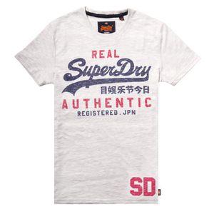 Superdry T shirt homme 1AAN2L Taille XS Noir Achat Vente