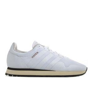 Chaussures adidas Originals Haven pour homme en blanc. Blanc
