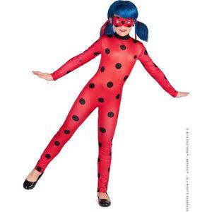DÉGUISEMENT - PANOPLIE Déguisement Ladybug Miraculous fille