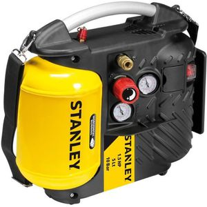 COMPRESSEUR STANLEY Compresseur d'air 5 L 1,5 HP ultraportatif