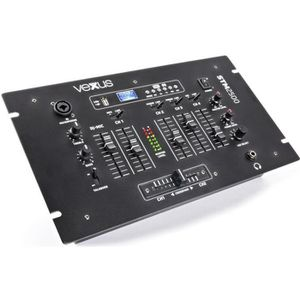 TABLE DE MIXAGE Vexus STM2500 Table de mixage 5 canaux Bluetooth U