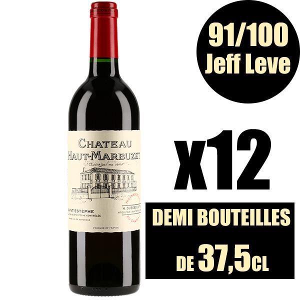 X12 Château Haut-Marbuzet 2016 37,5 cl AOC Saint-Estèphe Vin Rouge