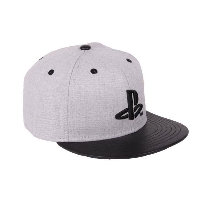 Casquette Ps Sony - Logo noir