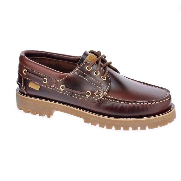 Chaussures Camper Homme Chaussures bateau modèle Dakota Cuba