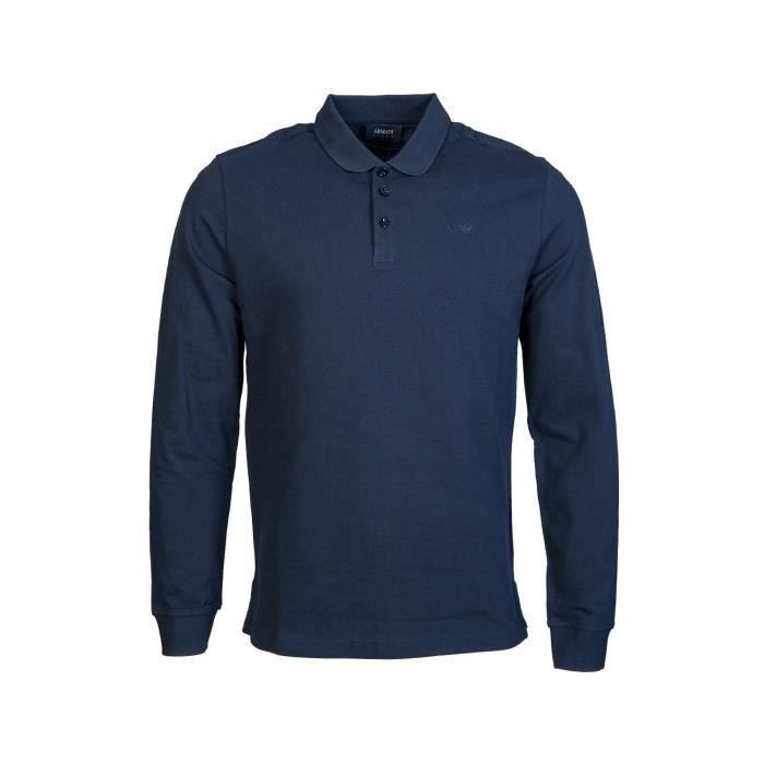 Armani Jeans polos manches longues 8n6f13 6j0sz
