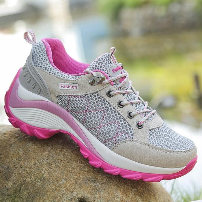 Chaussures Randonnée Femme Mode Confort Grande taille 35-42