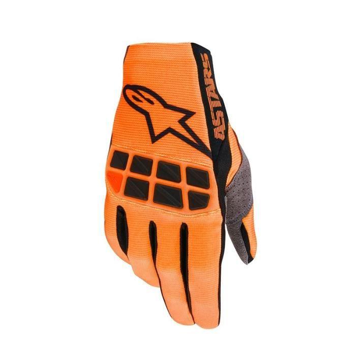 Gants,2020 vtt DH MX BMX vtt gants de vélo Moto VTT gants de course Moto gants de cyclisme - Type Orange - XL