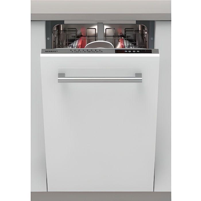 Lave vaisselle tout integrable 45 cm QW-IGI47EX