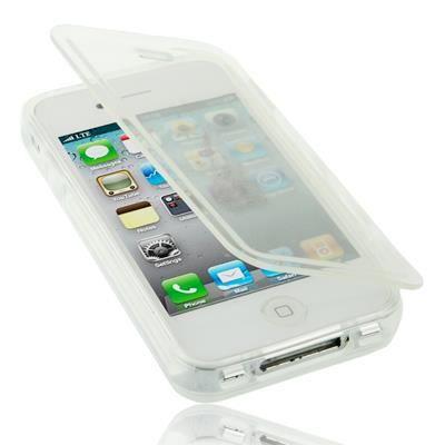 coque integrale pour iphone 4 4s transparent