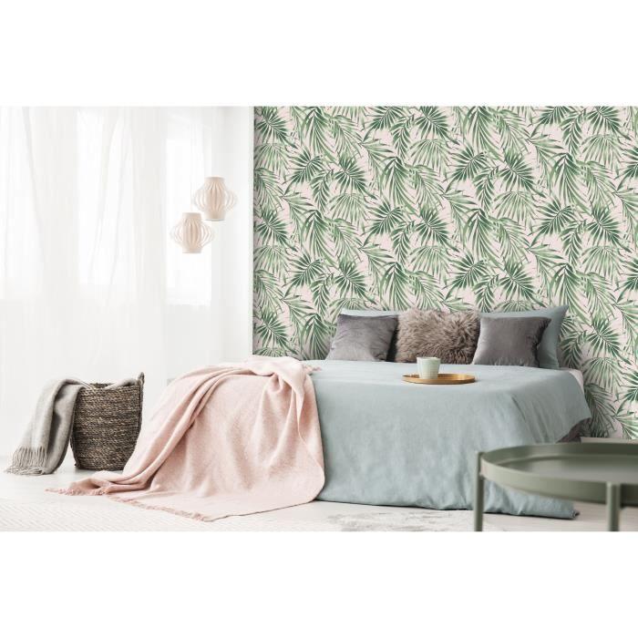 papier de d/écoration murale Gris 3,94 cm x 10 m Bordure en papier autocollant en PVC pour cuisine chambre /à coucher salle de bain
