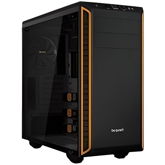 "BOITIER PC  BE QUIET Boitier PC BO BG""W""20 P.Base 600 Orange W"