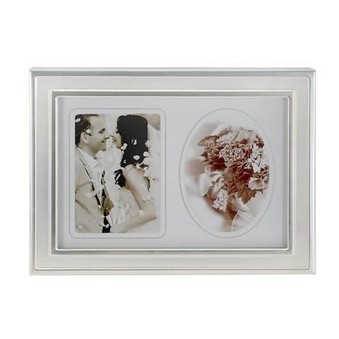 cadre photo mariage 15x20 cm achat vente cadre photo cdiscount. Black Bedroom Furniture Sets. Home Design Ideas