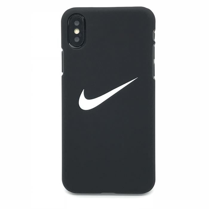 coque iphone xs max noir nike coque compatible iph