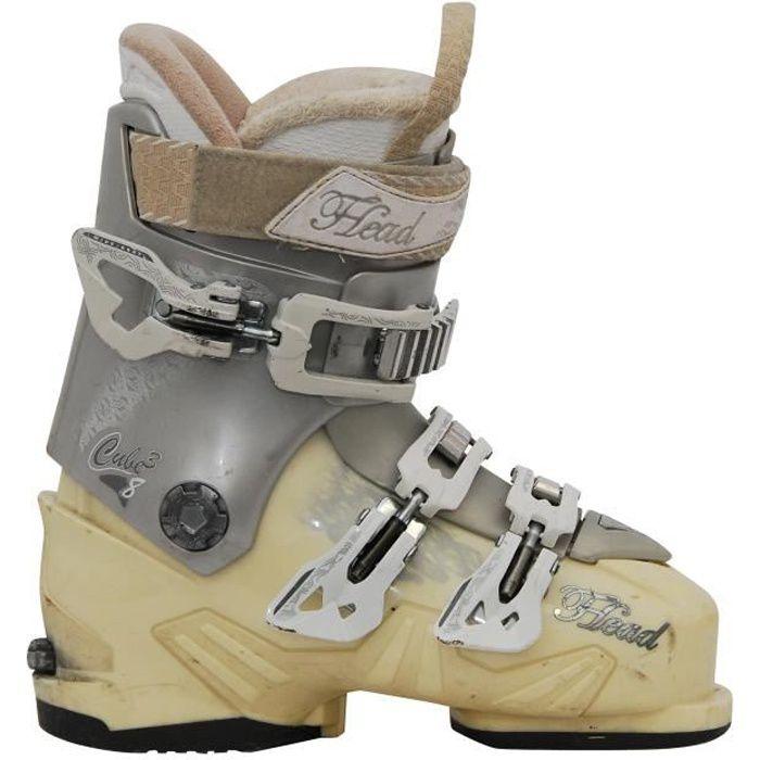 CHAUSSURES DE SKI Chaussure de Ski Head cube 3 8 beige/gris
