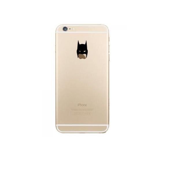 Coque Silicone IPHONE 6/6S PLUS ( ) Batman Fun APP