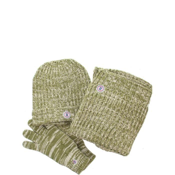ECHARPE - FOULARD Coffret écharpe/bonnet/gants Serge Blanco ref_4768