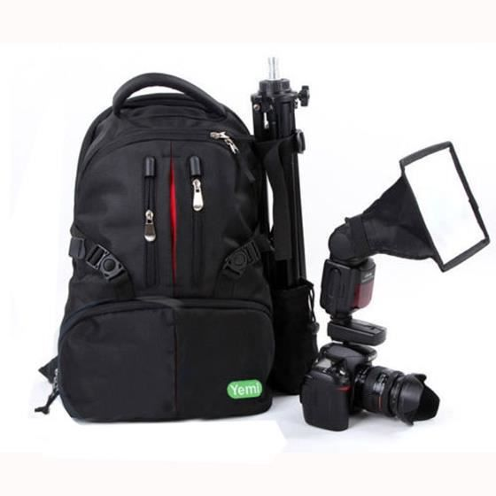 SAC PHOTO Yemi X-Large multifonction Camera DSLR Sac a dos d
