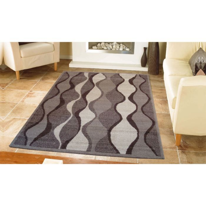 tapis pas cher flirt 0038 s80n cm 133x190 achat vente tapis cdiscount. Black Bedroom Furniture Sets. Home Design Ideas