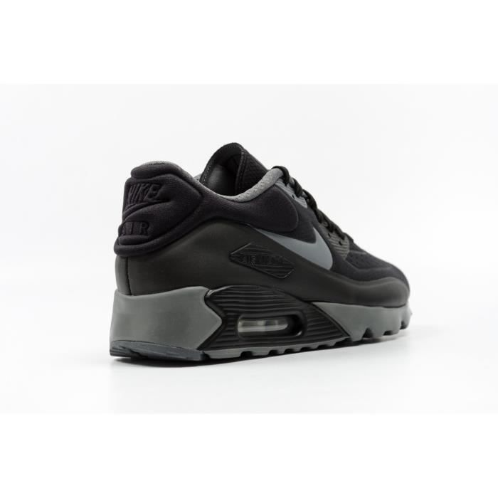 Baskets Nike Air max 90 ULTRA SE, Modèle 845039 003 Noir.
