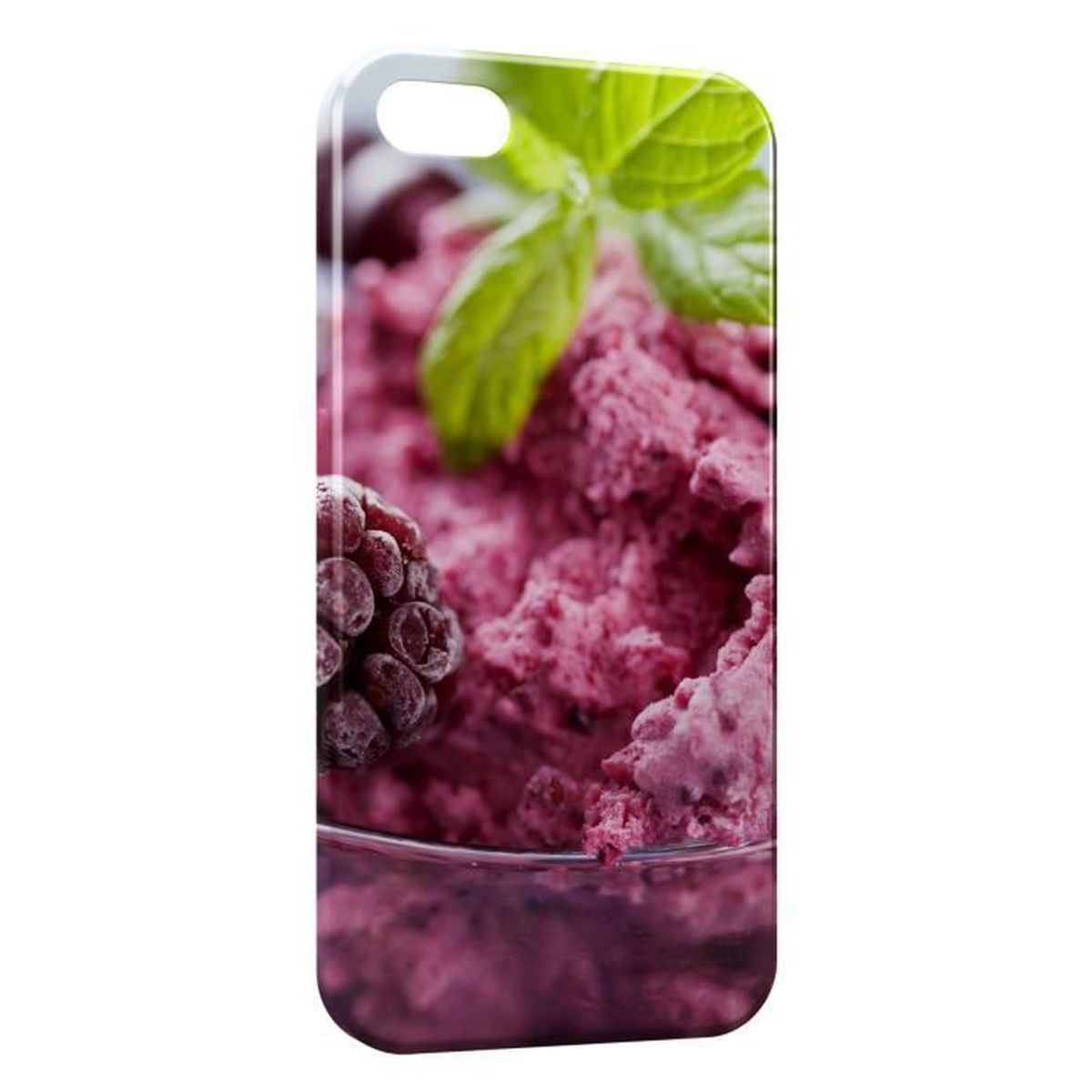 coque iphone 7 framboise