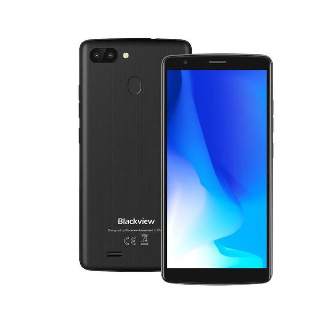 SMARTPHONE Blackview A20 Pro Gris  EU