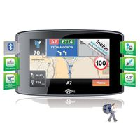Navigation GPS MAPPY ITIS439 NOIR EUROPE 14 PAYS CARTE A VIE
