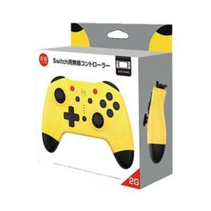 CONSOLE NINTENDO SWITCH Manette Nintendo Switch Pro -Pikachu Version NFC