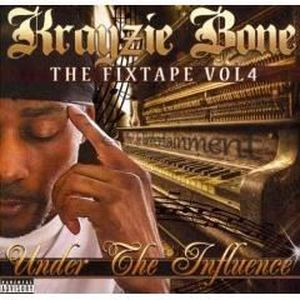 CD RAP - HIP HOP Under the Influence: The Fixtape, Vol. 4 [PA]