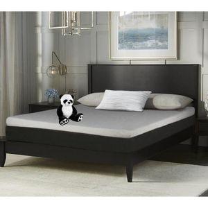 MATELAS Matelas 140X190 mousse ergonomique Pandy Panda - H