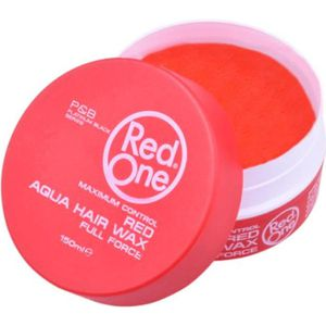 CIRE - GEL COIFFANT REDONE CIRE ROUGE 150ML FULL FORCE AQUA HAIR WAX R