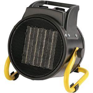 CHAUFFAGE A AIR PULSE Chauffage électrique soufflant 2000 W compact