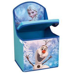 PETIT RANGEMENT  Fun House Disney Reine des Neiges chaise de rangem