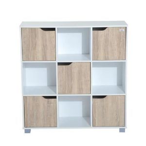 biblioth que achat vente biblioth que pas cher. Black Bedroom Furniture Sets. Home Design Ideas