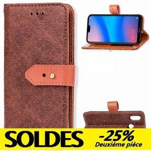 HOUSSE - ÉTUI Housse Téléphone Housse de Protection Huawei P20 L