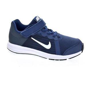 BASKET MULTISPORT Baskets - Nike Downshifter 8  Garçon  Bleu