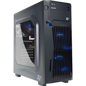 BOITIER PC  ZALMAN Boîtier PC Z1 NEO - Moyen Tour - Format ATX