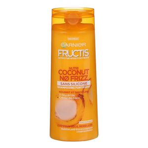 SHAMPOING GARNIER Shampoing Fructis Nutri coconut no frizz -